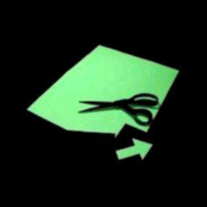STARGLOW Green Vinyl Sheet