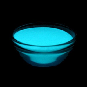 Starglow Aqua Blue Powder