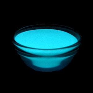 Starglow Aqua Blue Powder