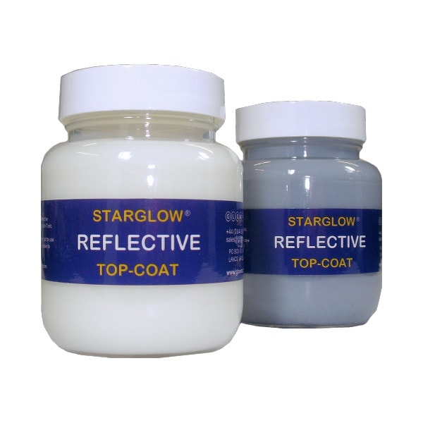 Starglow Clear Reflective Paints