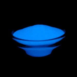 Starglow Sky Blue Luminous Glow Powder