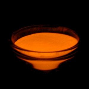 Starglow Orange Luminous Glow Powder