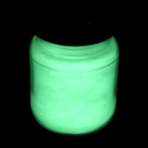 Starglow Green Luminous Glow Paint