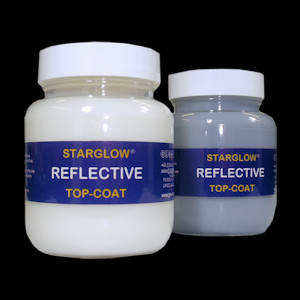 Starglow Clear Retro-Reflective Paints