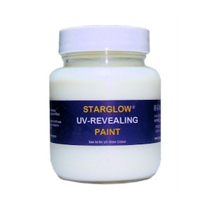 Starglow Clear UV Invisible Paint