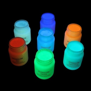 Starglow Luminous Glow Paints
