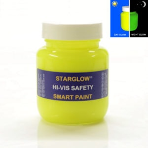 Starglow Hi Vis Yellow Safety Paint