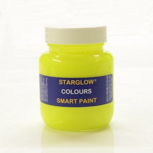 Starglow Colours Yellow Glow Paint