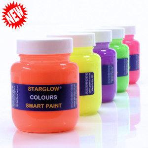 Starglow Colours Glow Paint
