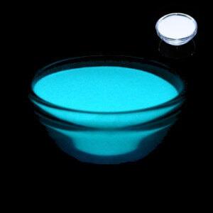 Glint & Glow Powder Aqua Blue