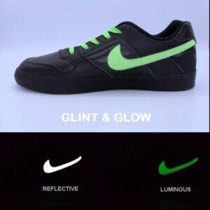 Glint & Glow Powder Lime