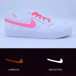 glint & glow powder pink