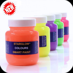 Starglow Colours Glow Paint