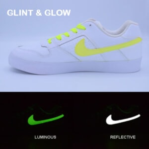 Glint & Glow Powder Yellow